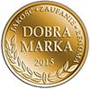 Dobra Marka 2015 - Jakość, Zaufanie, Renoma