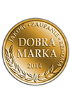 Dobra Marka 2014 - Jakość, Zaufanie, Renoma