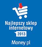 1 miejsce w Rankingu Sklepów Internetowych 2013 Money.pl