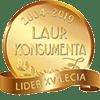 Laur Konsumenta XV lecia