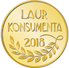 Złoty Laur Konsumenta 2018