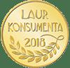 Złoty Laur Konsumenta 2018