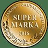 Super Marka 2016 - Jakość, Zaufanie, Renoma