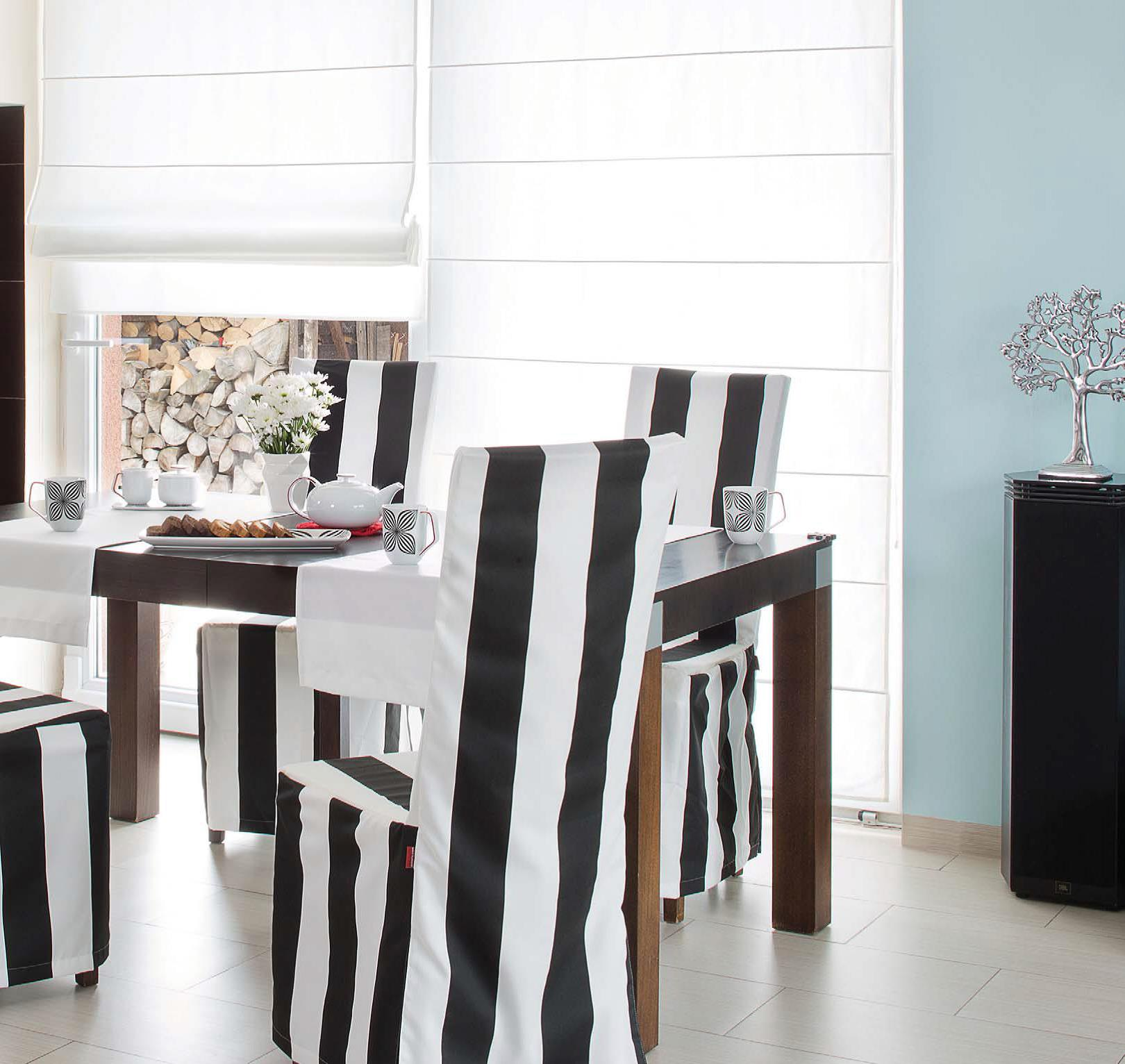 pokrowce na meble odmieni twoje wn trze dekoria. Black Bedroom Furniture Sets. Home Design Ideas