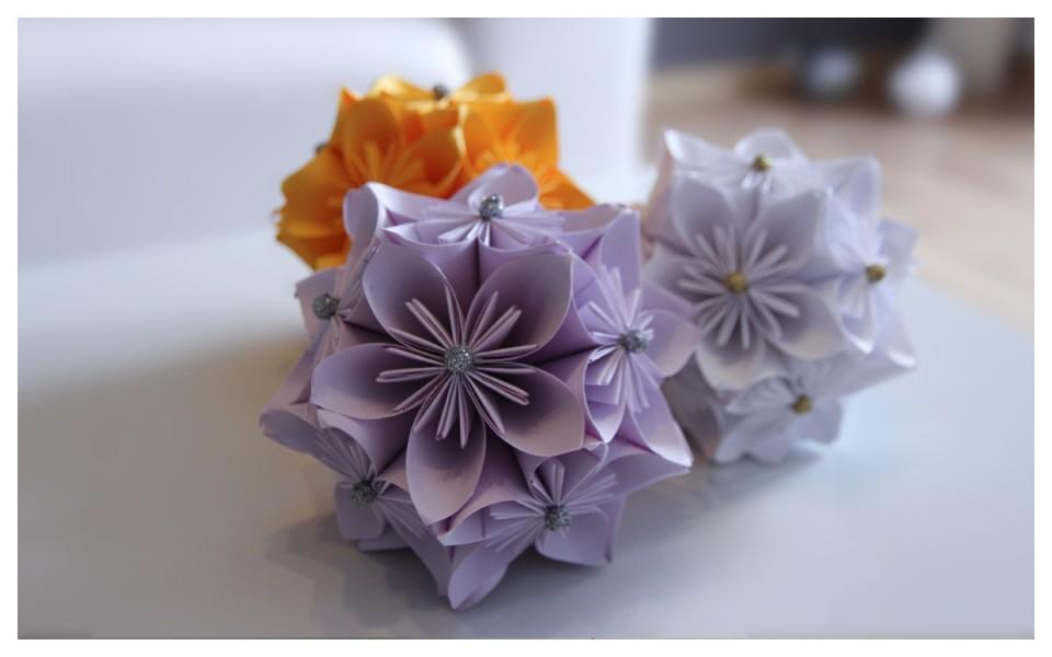 Kwiaty Z Papieru Dekoria