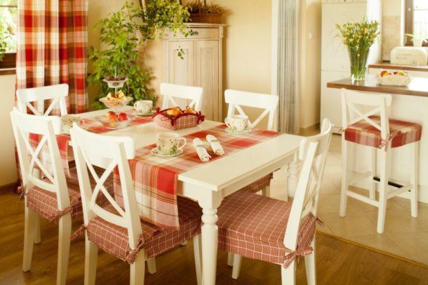 Dekoria.pl, siedzisko na krzesło Inglof, siedzisko na krzesło barowe Inglof - kolekcja tkanin Bristol