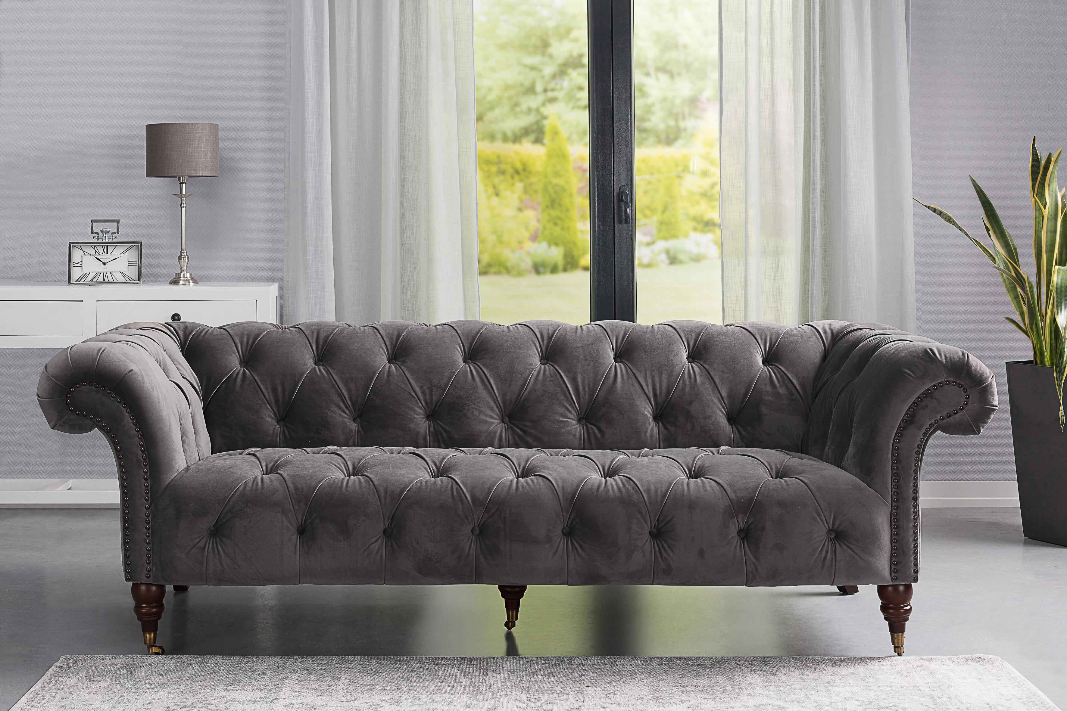 a52a850092 Luksus i splendor nie tylko do pałacu. Poznaj sofy w stylu glamour ...
