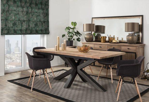 Wyjątkowy Stół Do Jadalni Dekoria