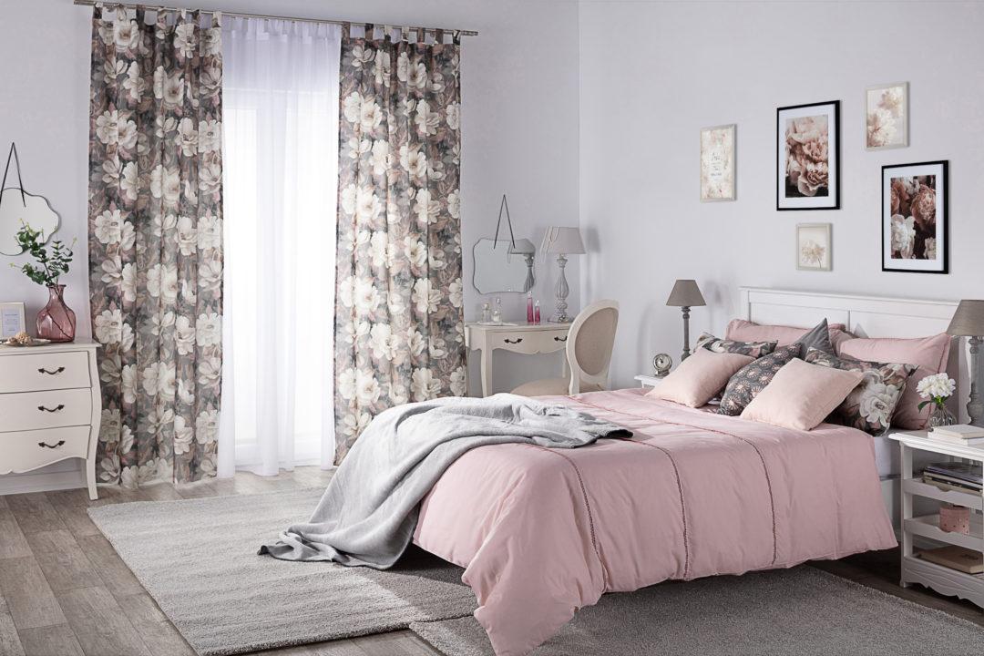 Romantyczna Sypialnia W Pastelach Dekoria