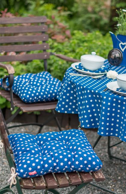 Wygodnie i stylowo w ogrodzie- miękkie siedziska