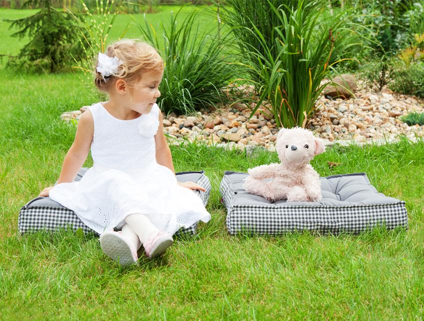 siedziska do ogrodu