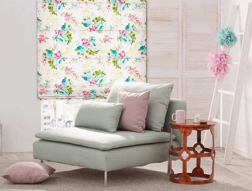 rolety rzymskie- szybki sposób na zmianę dekoracji okna, nowe tkaniny, rolety rzymskie gotowe i na miarę