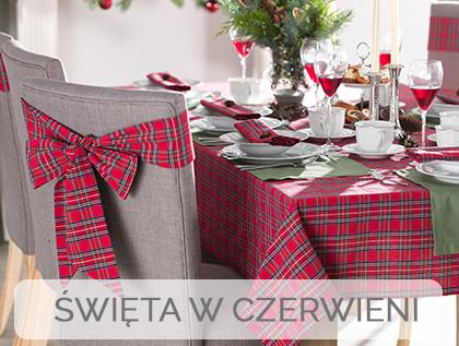 Święta w czerwieni