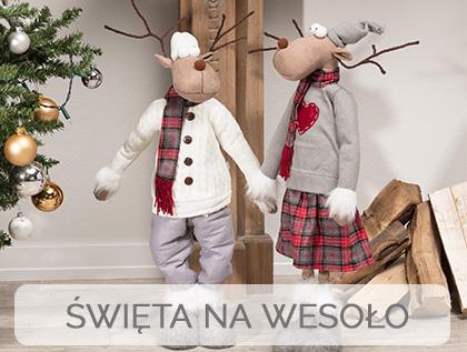 Święta na wesoło, kolekcja Christmas