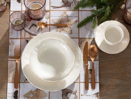 Eleganckie i stylowe dekoracje stołu