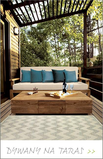 Dywany na taras