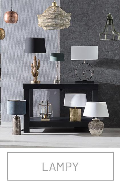 Oryginalne i stylowe lampy