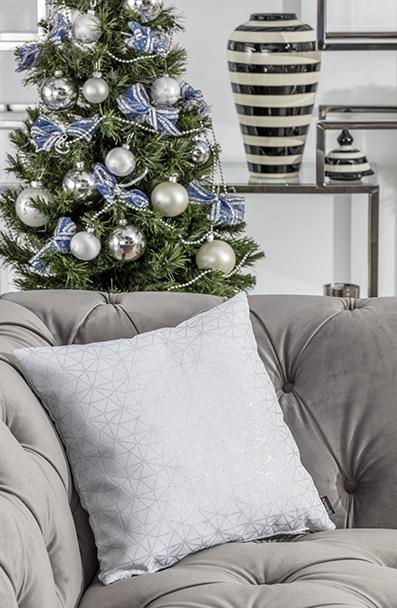 Poszewki w świąteczne wzory