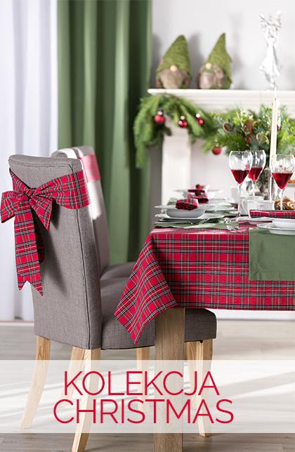 kolekcja tkanin Christmas