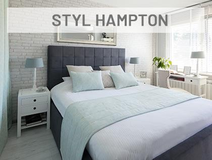 Styl Hampton- wnętrza w nadmorksim klimacie
