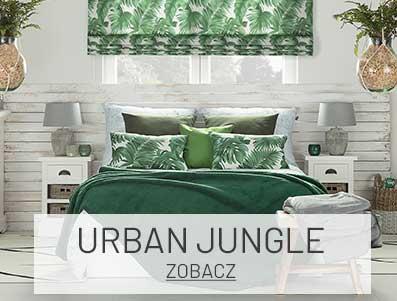 Urban Jungle- miejska dżungla w Twoim domu