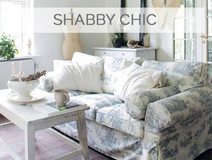Styl shabby chic- delikatne i romantyczne wnętrze