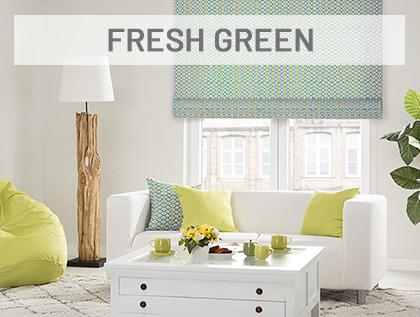 Soczysta zieleń w Twoim domu
