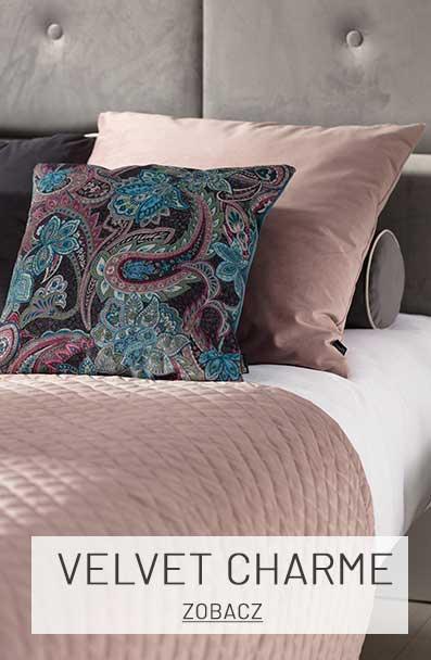 Velvet- powiew luksusu w Twoim domu