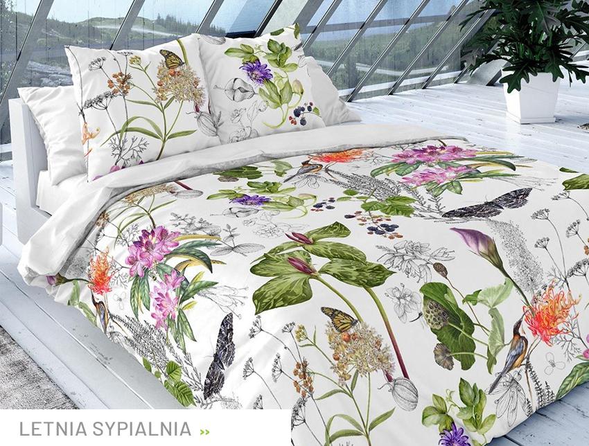Pościel bawełniana, modne wzory, duży wybór