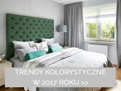 Trendy kolorystyczne w 2017 roku