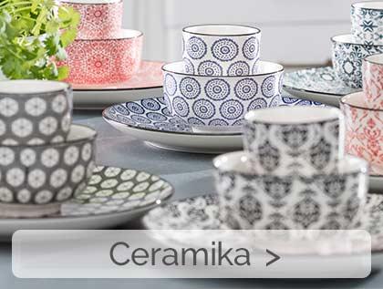 ceramika porcelana kubki filiżanki zestawy stołowe