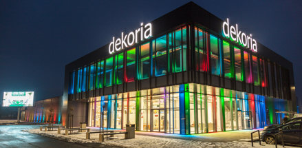 Showroom Dekoria Świdnica