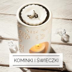 Kominki i świeczki