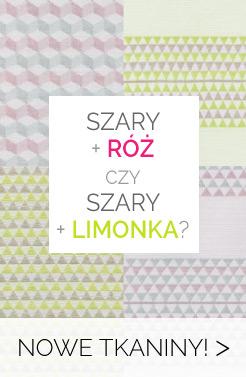 Szary+Róz czy Szary+Limonka