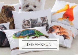 Poszewki Dream&Fun
