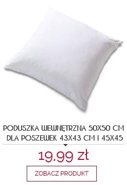 Produkt rekomendowany poduszka wewnętrzna 50x50cm