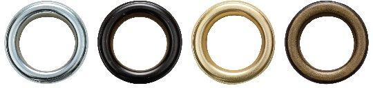 Dostępne kolory kółek: srebrny, czarny, złoty, stare złoto