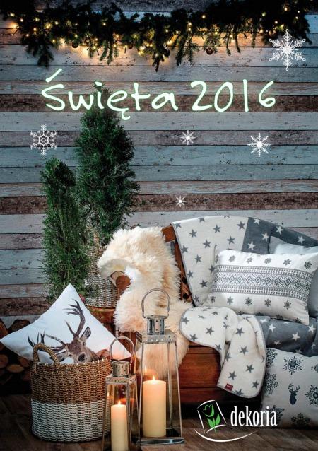 Zobacz katalog Święta 2016