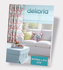 Katalog Dekoria.pl wiosna-lato 2018