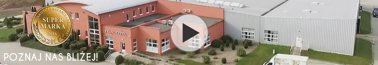 Siedziba firmy Franc-Textil sp z o.o. właściciela sklepu i marki Dekoria