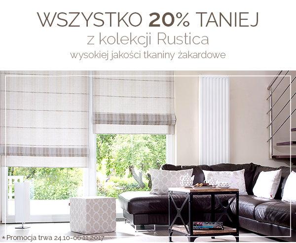 Kolekcja Rustica -20%