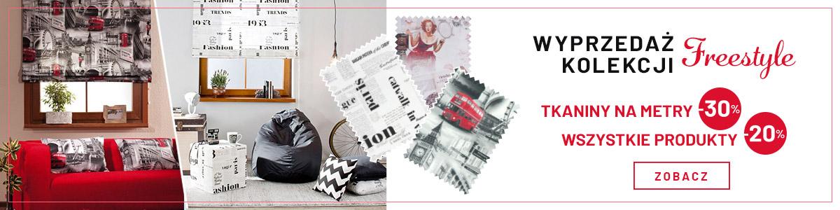 Kolekcja tkanin Freestyle -20%