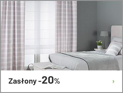 Zasłony -20%
