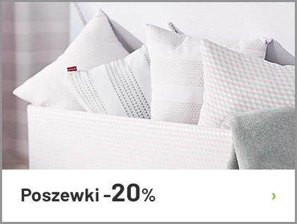 Poszewki dekoracyjne -20%