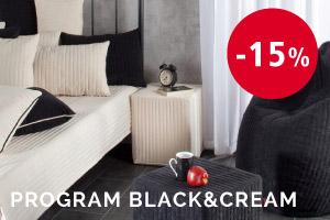 Program Black&Cream -15%