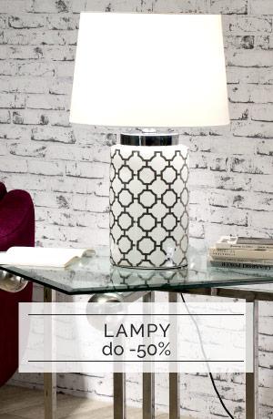Lampy do -50%