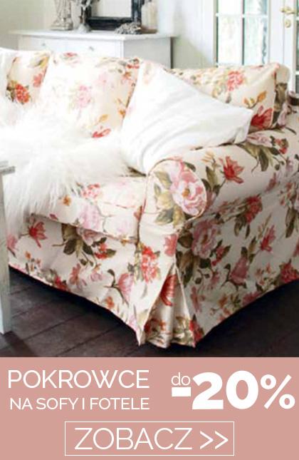 Pokrowce n sofy IKEA -10%