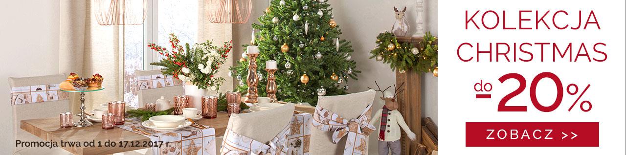 Kolekcja Christmas do -20%