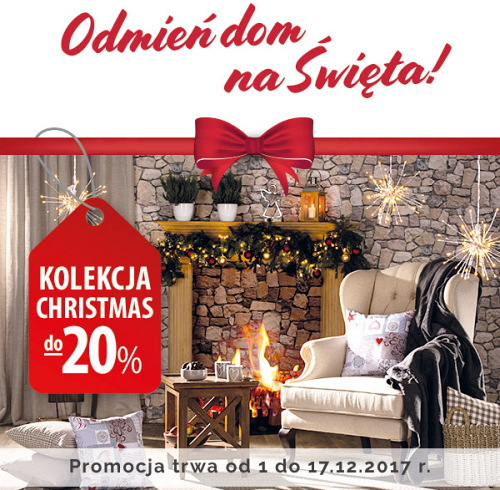 Kolekcja Christmas do -20%