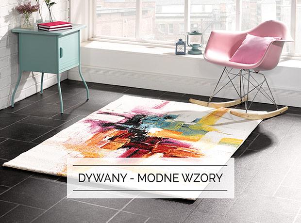 Dywany - modne wzory